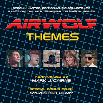 Airwolf Themes Original 2CD (1999)