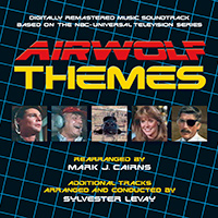 Airwolf Themes Digital Re-release (2007)