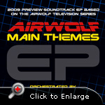 Airwolf Main Themes EP