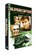 Airwolf Season 1 DVD - France Region 2