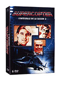 Airwolf Season 2 DVD - France Region 2