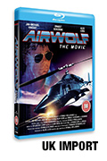 Airwolf: The Movie DVD - Germany Region 2 (UK Import)