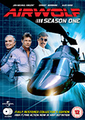 Airwolf Season 1 DVD Box Set - UK Region 2 by Fabulous Films