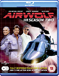 Airwolf Season 2 HD Blu-ray - UK Region B by Fabulous Films