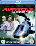 Airwolf Season 3 HD Blu-ray - UK Region B by Fabulous Films