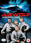 Airwolf Season 4 DVD Box Set - UK Region 2 by Fabulous Films