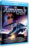 Airwolf The Movie Pilot episode HD Blu-ray - UK Region B by Fabulous Films