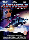 Airwolf: The Movie DVD - UK Region 2 by Fabulous Films