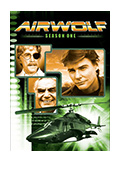 Airwolf Season 1 DVD - USA Region 1