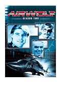 Airwolf Season 2 DVD - USA Region 1