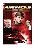 Airwolf Season 3 DVD - USA Region 1