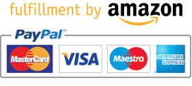 Buy securely online with PayPal or via Amazon