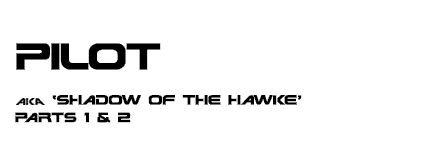 Airwolf Episode Title - Pilot