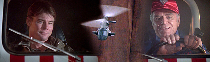 Airwolf Episode Season 1 - PROOF THROUGH THE NIGHT - image 2
