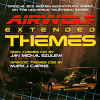 Airwolf Extended Themes 2CD finally released