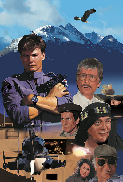 airwolf paintings and posters by roger shore