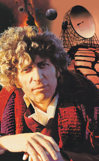 Doctor Who - Tom Baker Posters by Roger Shore - Logopolis