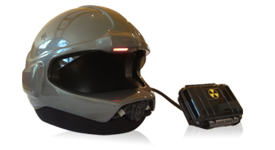Airwolf Replica Helmets