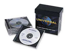 Official Universal Sound Effects Library